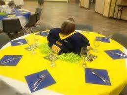 Football Banquet Centerpiece Ideas by 141 Best Senior Serve Table Ideas Images On Pinterest Football