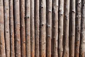 wood log wall stock photo image of broken construction