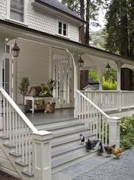 Homes With Front Porches Best 25 Front Porch Railings Ideas On Pinterest Front Porch