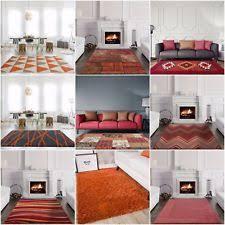 Terracotta Rugs Orange Rugs Ebay