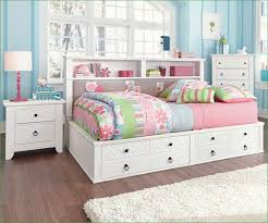 bookcase design full size storage bed with bookcase headboard