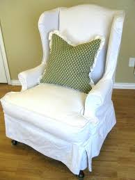 pottery barn chair and a half slipcover slipper chair slipcovers chair with slipcover pottery barn chair