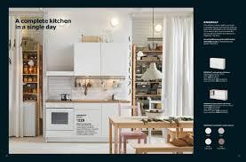 ikea design a kitchen kitchen brochure 2018