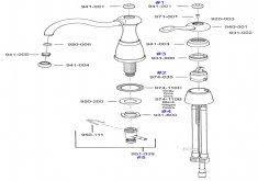 price pfister kitchen faucet repair parts home design