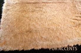 28 faux deer skin rug 5 white brown faux fur bear deer skin