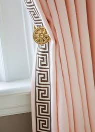 Look On Top Of The Curtain Best 25 Curtain Trim Ideas On Pinterest Drapery Panels Blue