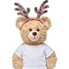 reindeer antlers headband stuffed animal reindeer antlers headband build a