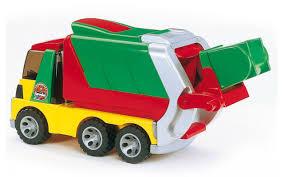 bruder garbage truck игрушка bruder roadmax мусоровоз 20002 цена купить брудер