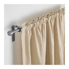 ikea curtain rods räcka curtain rod silver color 83 152 ikea