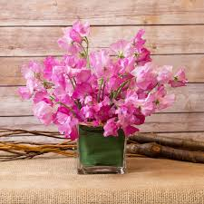 sweet peas flowers pinkie promise occasion