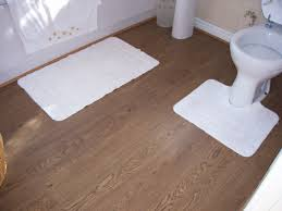 vinyl wood flooring bathroom