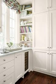 Classic White Interior Design Crisp U0026 Classic White Kitchen Cabinets Southern Living