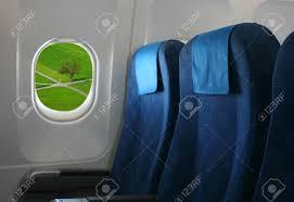 siege d avion siège d avion et fenêtre à l intérieur d un avion avec vue sur la
