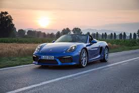 porsche boxster 2015 black 2016 porsche boxster spyder second drive review