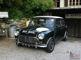 austin mini cooper s mk1 1965 speedwell les leston downton