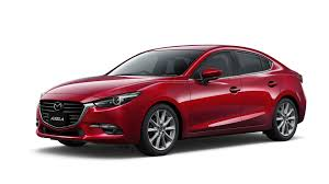 mazda 3 sport 2017 mazda3 starts rolling into u s dealerships autoevolution