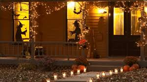 Diy Halloween Yard Decorations Outdoor Halloween Decor Target Halloween Outdoor Diy Halloween