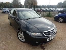used honda accord 2 4 for sale motors co uk