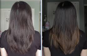 preference wild ombre on short hair after oreal ria wild ombr medium dark brown hair medium hair