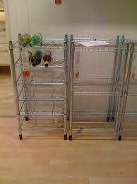 ikea wine cabinet hack fridge cabinets racks storage rack for