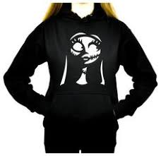 skellington s pullover hoodie sweatshirt nightmare
