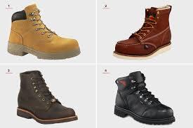 12 best steel toe work boots for men hiconsumption