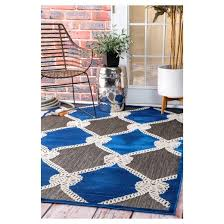 nuloom indoor outdoor nautical ropes adrian rug target