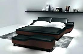 canape lit noir canape lit luxe sofa lit cuir canapac lit cuir noir