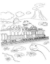 dinosaur train coloring pages shiny coloringstar