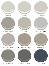 perfect paint colors hale navy kendall charcoal and chelsea gray