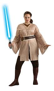 amazon com rubie u0027s costume women u0027s plus size star wars jedi