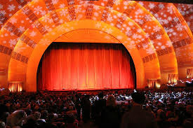 orchestra level view picture of radio city new york