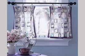 Blue Kitchen Curtains 30 Terrific Kitchen Curtain Ideas Slodive