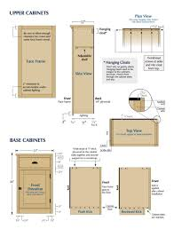 how to build custom base cabinets a woodworker s guide to custom cabinets popular