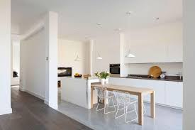 pictures of kitchen with white cabinets kitchen design idea white modern and minimalist cabinets