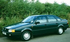 volkswagen hatchback 1990 file volkswagen passatcl 1990 ely road jpg wikimedia commons