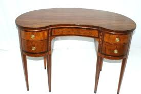 kidney shaped table for sale vanity table sale kidney shaped vanity table skirt image of kidney