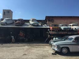 car yard junkyard visiting an eastern european junk yard corsia