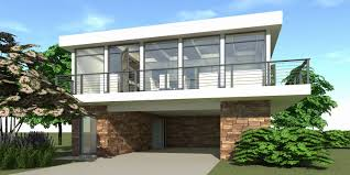 two home designs slab home designs two house plans on best of modern steel