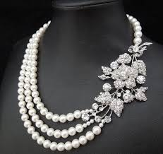white necklace images 9 stylish designs of white necklaces with images styles at life jpg