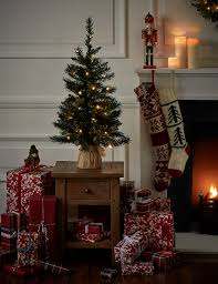 3ft pre lit christmas tree m u0026s