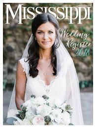 bridal register 2018 wedding register mississippi magazine