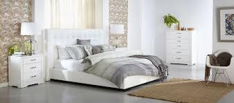 White Leather Bedroom Furniture Bedroom Furniture Room Pinterest Bedrooms Modern