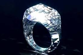 all diamond ring photos world s all diamond ring is 150 carat 70 million