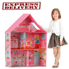barbie 3 story dream house ebay