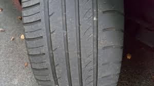 lexus ls400 michelin tires tire wear analysis clublexus lexus forum discussion
