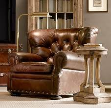 best 25 leather chair with ottoman ideas on pinterest tv above