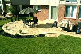 Simple Patio Design Backyard Patio Design Plans Backyard Patios Ideas Backyard Patios