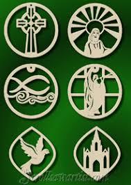 scroll saw patterns christian ornaments 1 ornaments