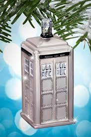 doctor who 5 mini tree ornaments merchandise guide